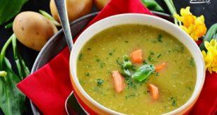 Patate soupe